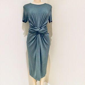 RENA LANGE IMPRESSIVE DRESS